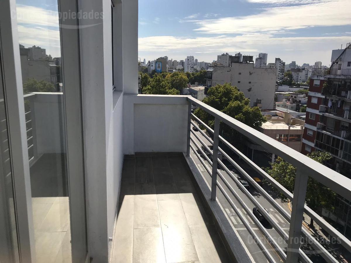 Foto Departamento en Venta |  en  Villa Crespo ,  Capital Federal  Avenida Juan B Justo 3600 7A