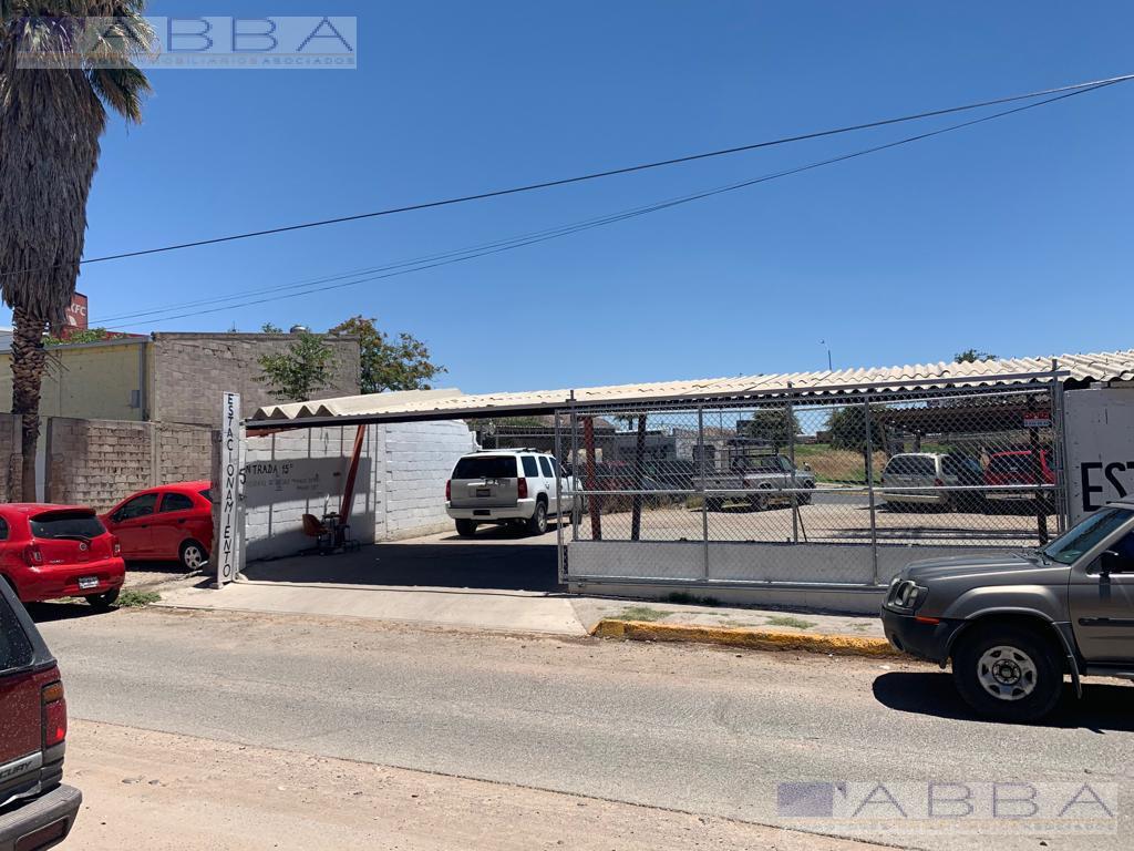 Foto Terreno en Renta en  San Felipe Viejo,  Chihuahua  Terreno en Ave. Universidad