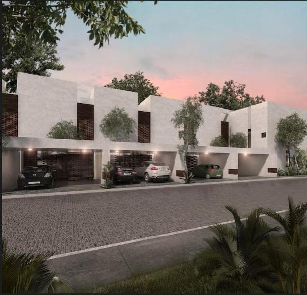 Foto Casa en Venta en  Fraccionamiento Montebello,  Mérida  Se Venden TownHouses en Montebello Listos Para Entrega.