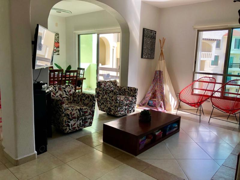 Foto Departamento en Renta en  Supermanzana 17,  Cancún  Bonito departamento en Renta  Mediterrane Cancun