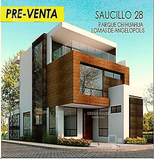 Foto Casa en Venta en  Fraccionamiento Lomas de  Angelópolis,  San Andrés Cholula  Saucillo 28, Parque Chihuahua, Cascatta, Lomas de Angelópolis III
