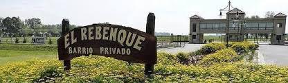 Foto Terreno en Venta en  El Rebenque,  Canning (E. Echeverria)  El Rebenque