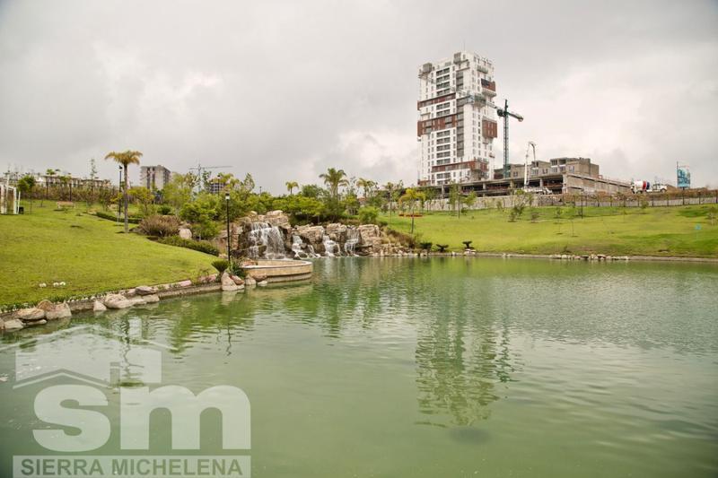 Foto Departamento en Renta en  La Isla Lomas de Angelópolis,  San Andrés Cholula  Departamento en Renta Punta Cascatta Lomas de Angelopolis Torre A