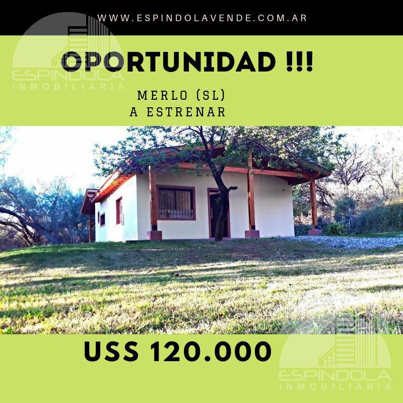Foto Casa en Venta en  Pantanillo este,  Merlo  El Pantanillo
