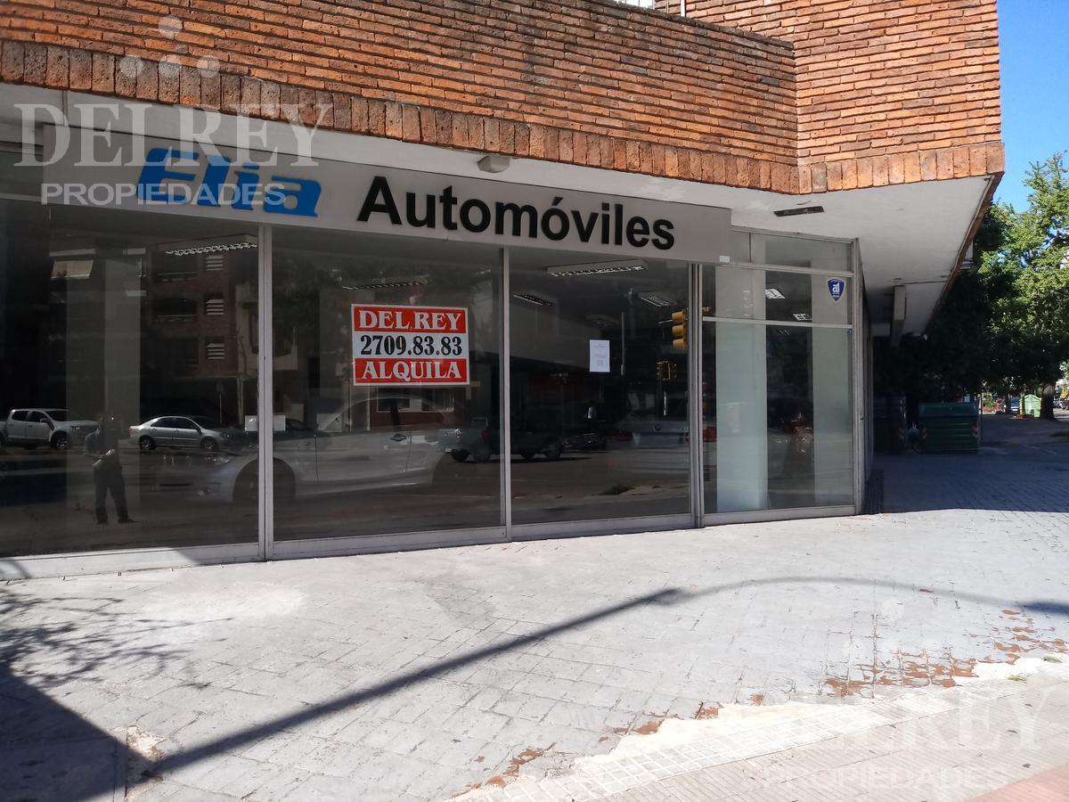 Foto Local en Alquiler en  Pocitos ,  Montevideo  21 DE SETIEMBRE  Y SARMIENTO