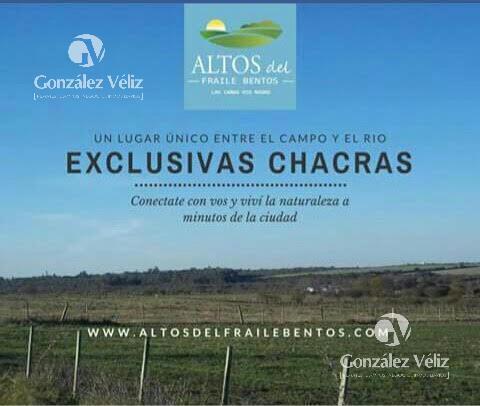 Foto Chacra en Venta en  Villa Soriano ,  Soriano  Chacras Altos de Fray bentos