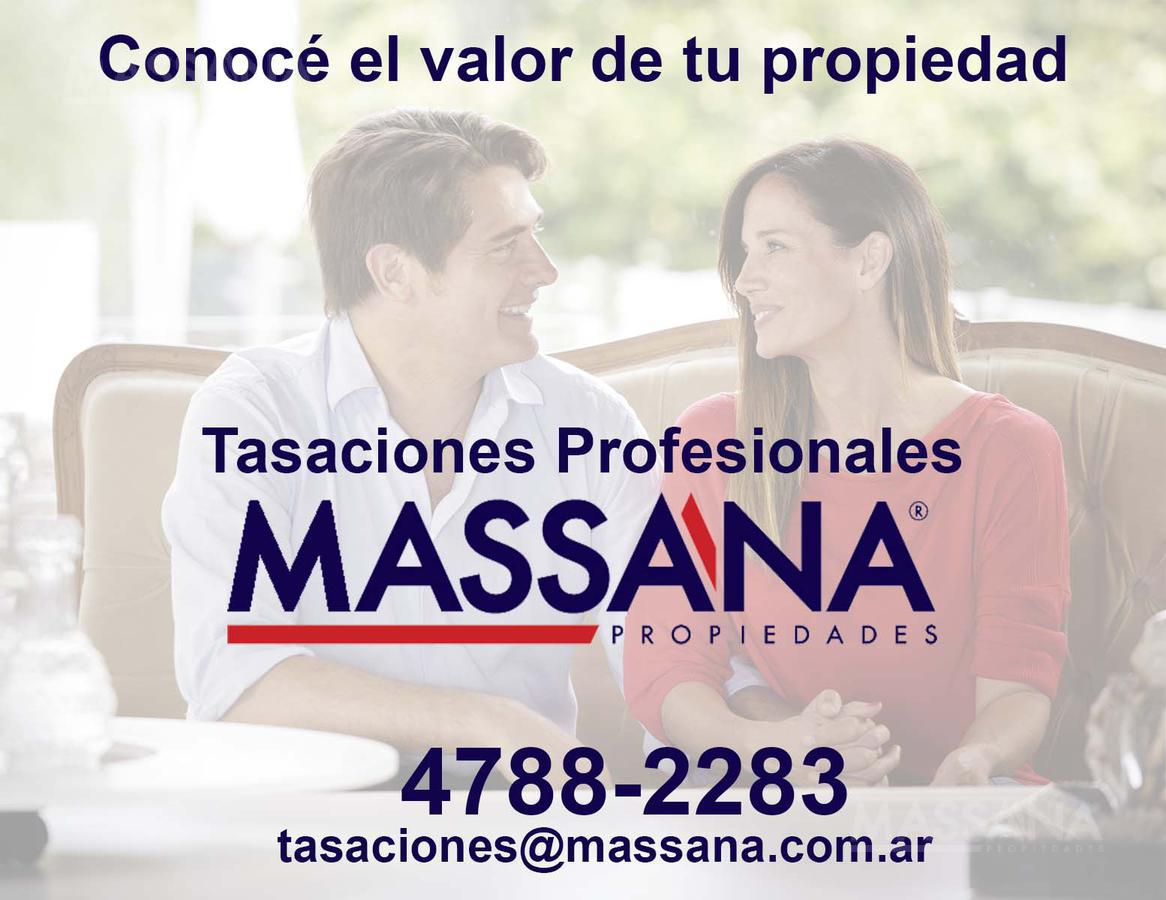 Foto Departamento en Venta en  Paternal ,  Capital Federal  AV. SAN MARTIN al 3500