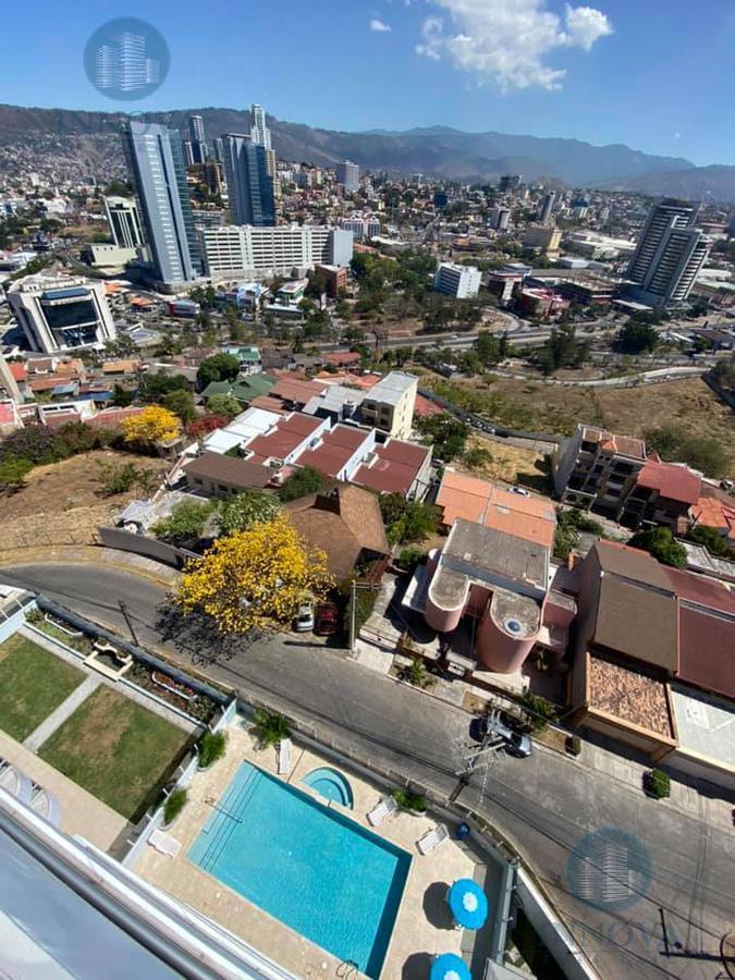 Foto Departamento en Renta en  Loma Linda Sur,  Distrito Central  Lujoso Apartamento En Circuito Cerrado Loma Linda Tegucigalpa