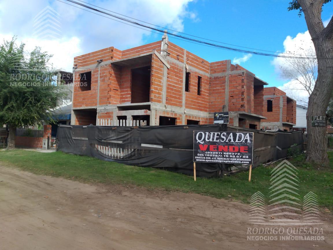 Foto PH en Venta en  San Bernardo Del Tuyu ,  Costa Atlantica  EXCELENTE DUPLEX A ESTRENAR!! SAN BERNARDO!!