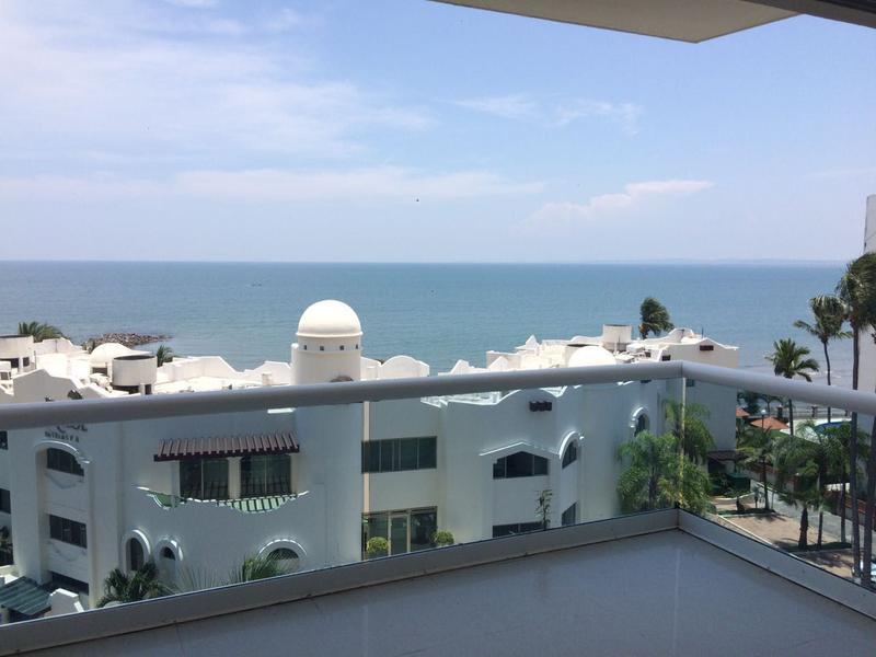 Foto Departamento en Venta en  Playa de Oro,  Boca del Río  Departamento  en VENTA Amueblado frente al Mar en Mocambo, Veracruz.