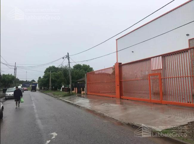 Foto Nave Industrial en Venta en  Ingeniero Maschwitz,  Escobar  Juana Gorriti 50