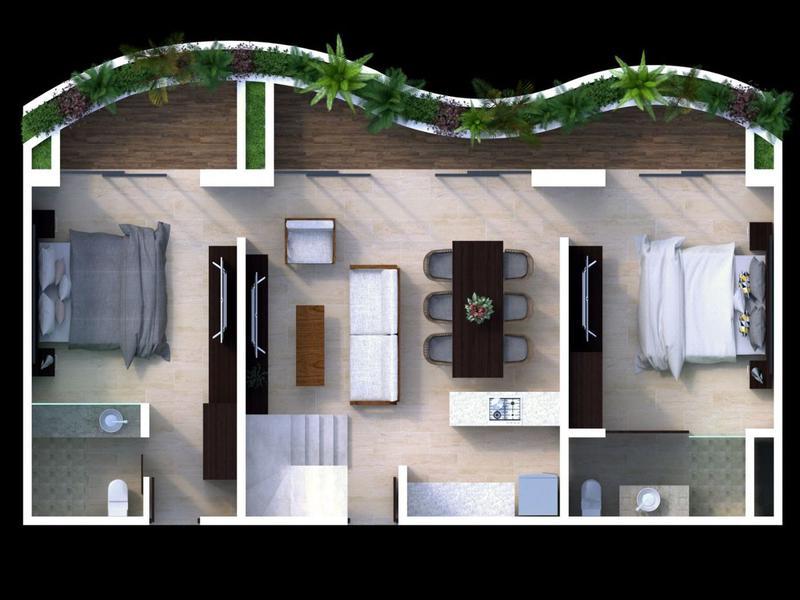 Tulum Apartment for Sale scene image 19