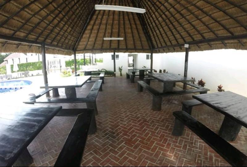 Foto Casa en Renta en  Real Ibiza,  Solidaridad  Hermosa casa en renta amueblada y equipada, en Real Ibiza Plus, Playa del Carmen P2250