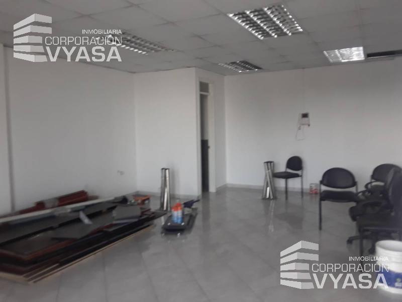 Foto Oficina en Alquiler en  Carcelén,  Quito  CARCELEN - INTERCAMBIADOR OFICINA DE RENTA 45 M2