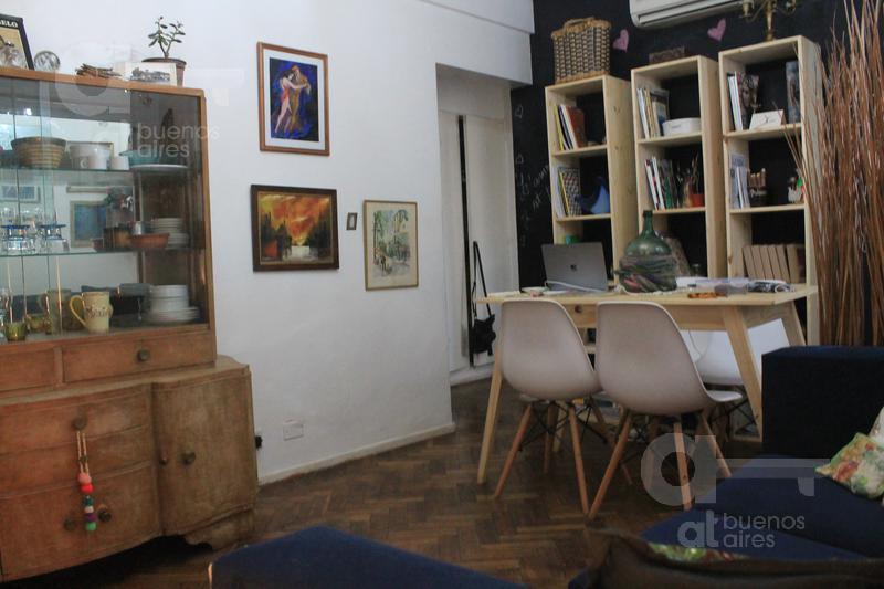 Foto Departamento en Alquiler temporario en  Abasto ,  Capital Federal   Av. Corrientes al 3300