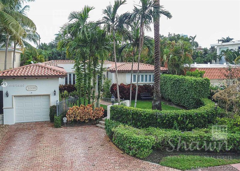 Foto Casa en Venta en  Miami Beach,  Miami-dade  2335 Meridian Ave Miami Beach