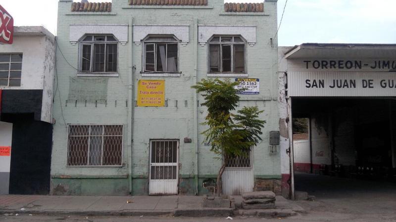 Foto Terreno en Venta en  Torreón Centro,  Torreón   Terreno en Venta en el Centro de Torreón