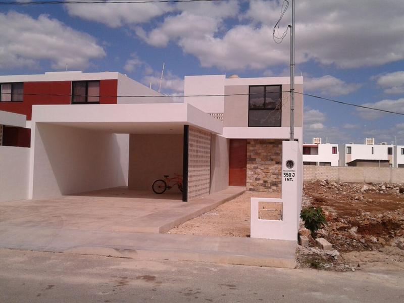 Foto Casa en Venta en  Conkal ,  Yucatán  Casas en Pre-Venta al Norte de Mérida, 3 recámaras acabados de lujo