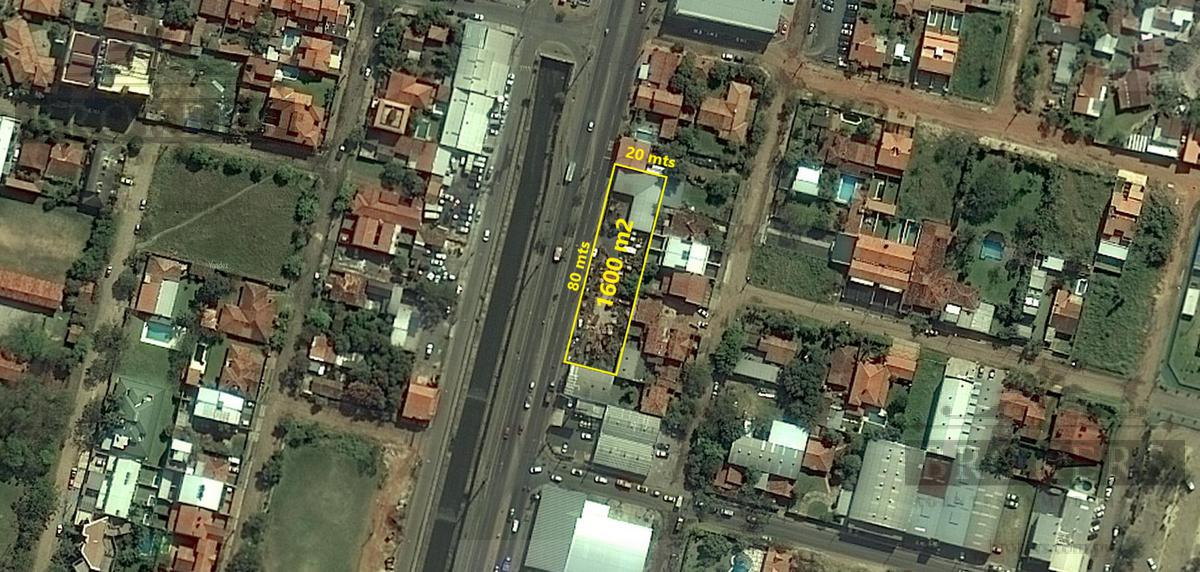 Foto Terreno en Venta en  Ytay,  Santisima Trinidad  Vendo para inversión  Propiedad 1600m2 80mts de frente sobre Madame Lynch