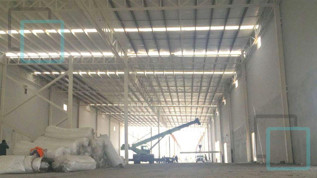 Foto Nave Industrial en Renta en  Cosmópolis 8vo. Sector,  Apodaca  NAVE INDUSTRIAL EN RENTA COSMOPOLIS 8VO SECTOR ZONA APODACA