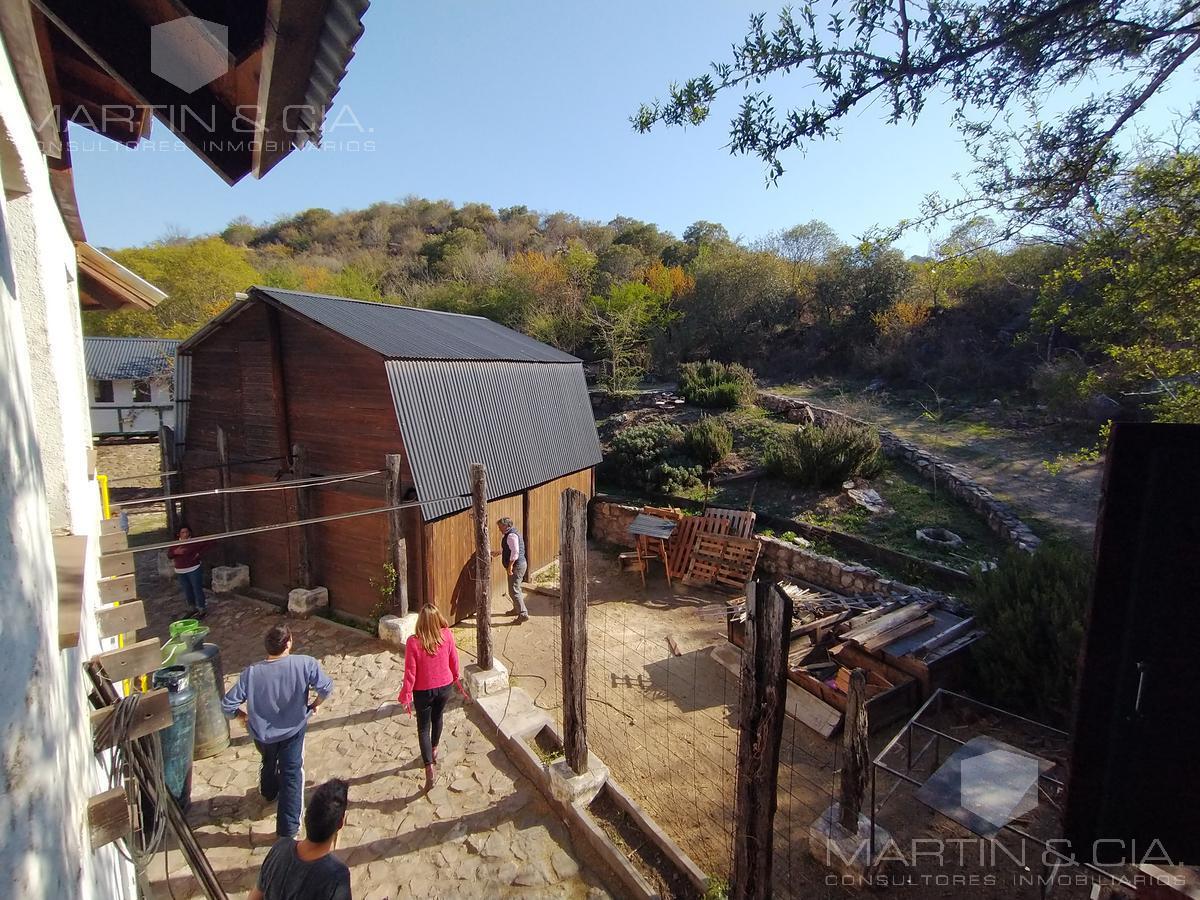 Foto Campo en Venta en  Casa Grande,  Punilla  Casa Grande