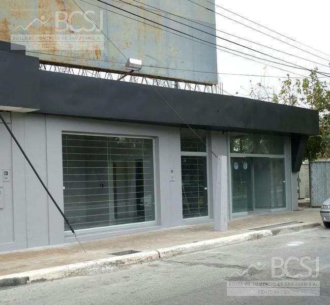 Foto Local en Alquiler en  Capital ,  San Juan  Av. Libertador y Av. Circunvalacion