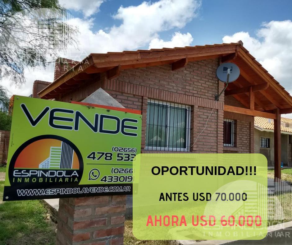 Foto Casa en Venta en  Pequeño País,  Merlo  Ramón Moran
