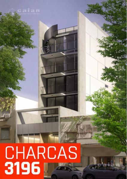 Foto Departamento en Venta en  Recoleta ,  Capital Federal  Charcas 3196, Piso 2 D