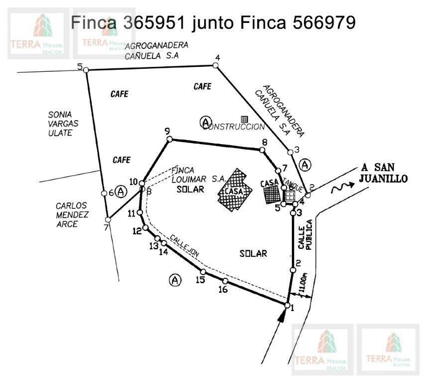 Foto Casa en Venta en  Naranjo,  Naranjo          FINCA NATURISTA CERCA DE ZARCERO ,, Distrito San José, Naranjo