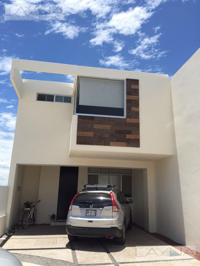 Foto Casa en condominio en Renta en  Corregidora ,  Querétaro  RENTA casa en Terranova