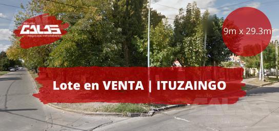 Foto Terreno en Venta en  Ituzaingó ,  G.B.A. Zona Oeste  Hortiguera y Angel Pacheco