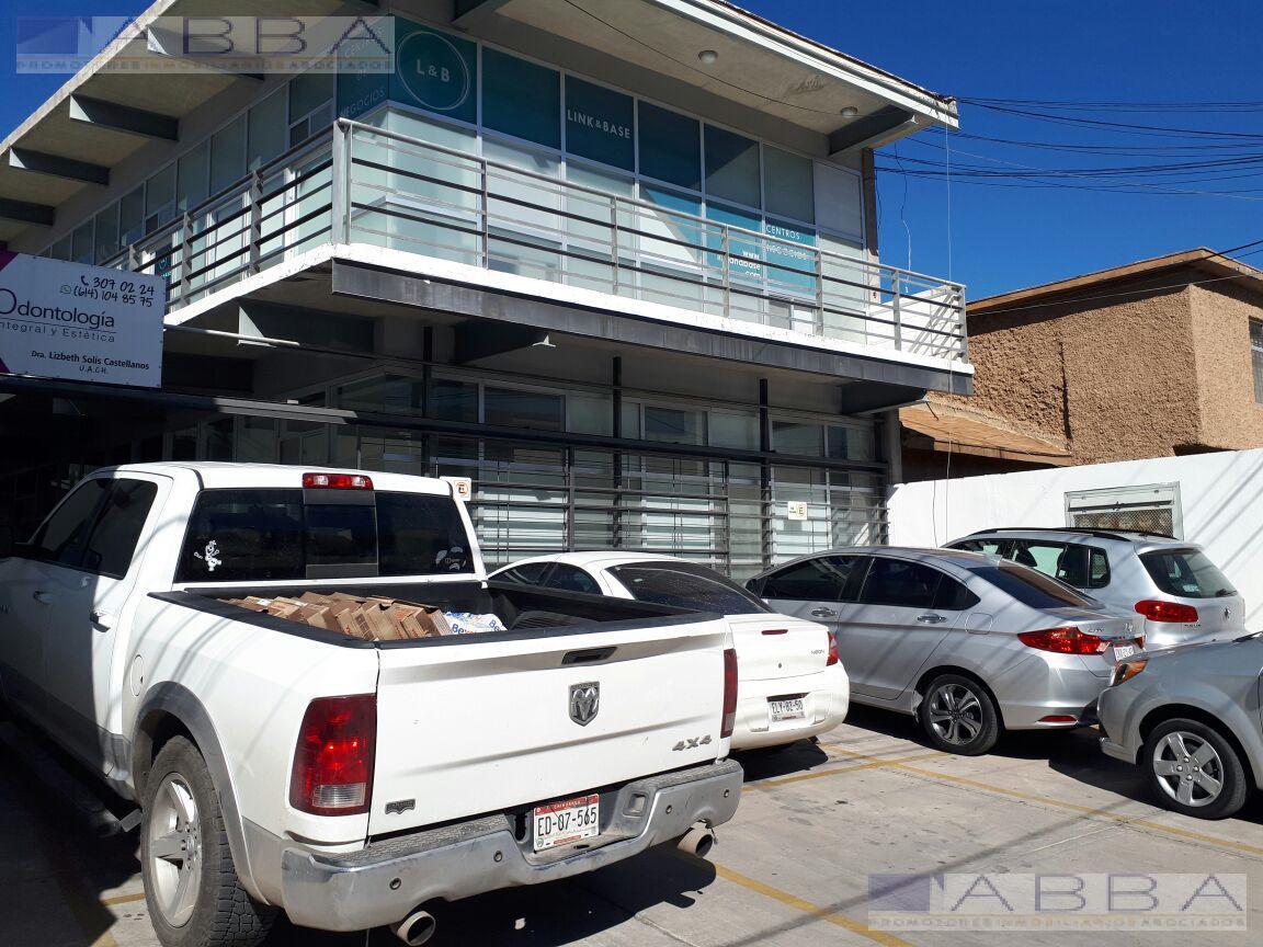 Foto Oficina en Renta en  Los Sicomoros,  Chihuahua  OFICINA EN RENTA EN SICOMOROS  CASI ESQUINA CON  BLV. ORTIZ MENA
