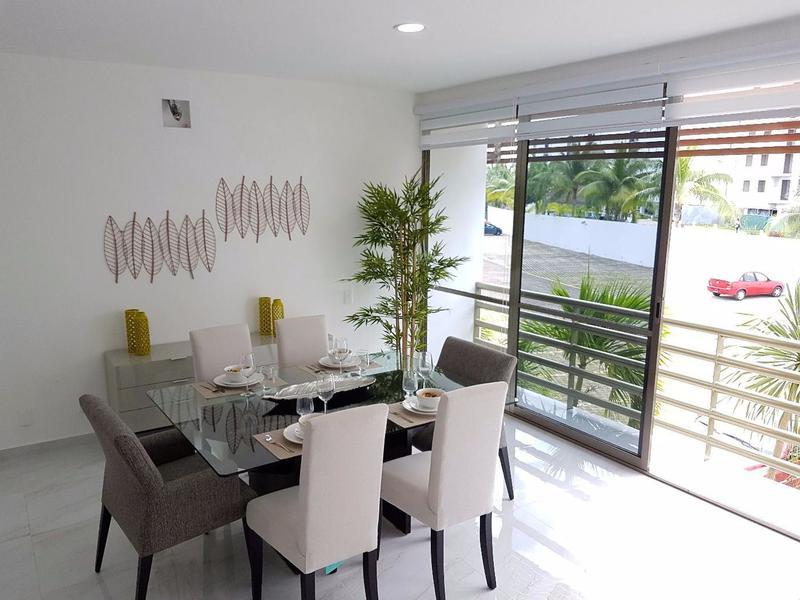 Foto Casa en Renta en  Supermanzana 40,  Cancún  Departamento en renta por Plaza Outlet