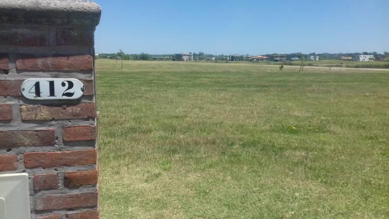 Foto Terreno en Venta en  El Canton,  Countries/B.Cerrado (Escobar)  Barrio Golf al 400
