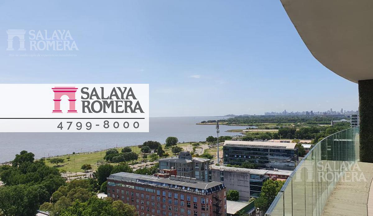 Foto Departamento en Alquiler en  V.Lopez-Vias/Rio,  Vicente Lopez  Libertador al 1500