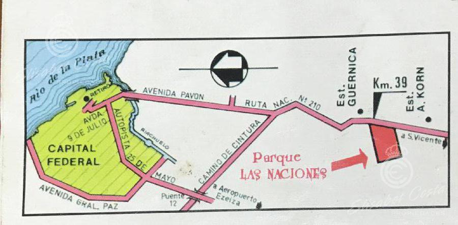 Foto Terreno en Venta en  Guernica,  Presidente Peron  Terreno en  Parque Las Naciones, Ruta 210 Kilometro 37,5