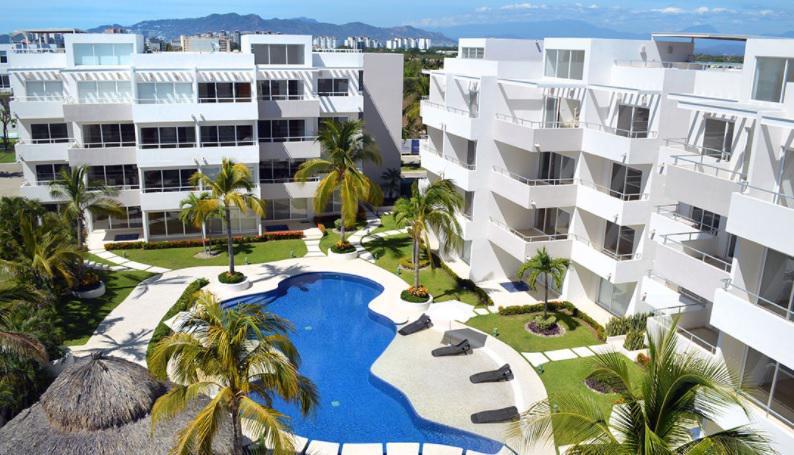 Foto Departamento en Venta en  Alfredo V Bonfil,  Acapulco de Juárez  Residencial Vidamar, departamento a la venta en Acapulco (SL)
