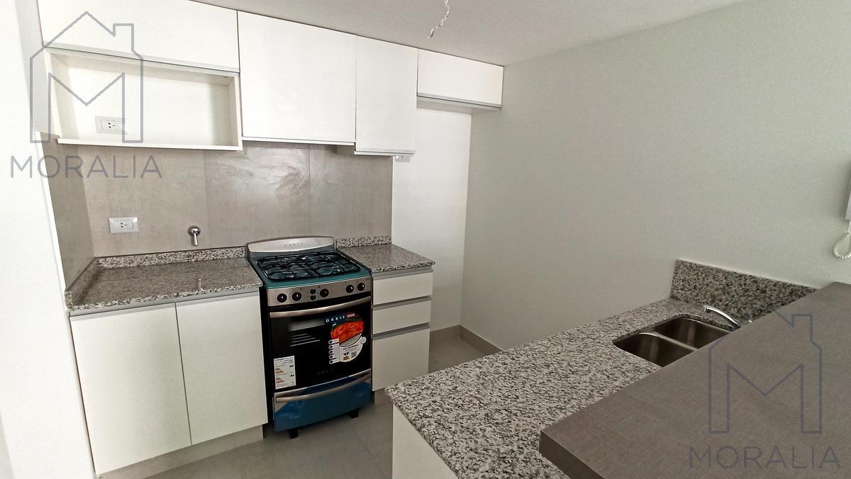 Foto Departamento en Venta    en  Abasto,  Rosario  Presidente Roca 2351 - 1 Dormitorio ContraFrente bloque 2 -01-B