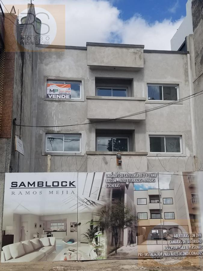 Foto Departamento en Venta en  Ramos Mejia,  La Matanza  Sargento Cabral 1653 2do 201