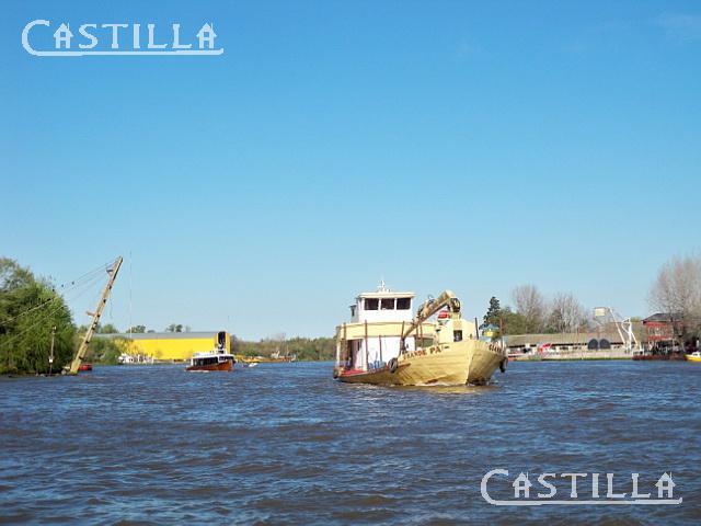 """Foto Terreno en Venta en  Lujan,  Zona Delta Tigre  RIO LUJAN """"ASTILLERO"""""""