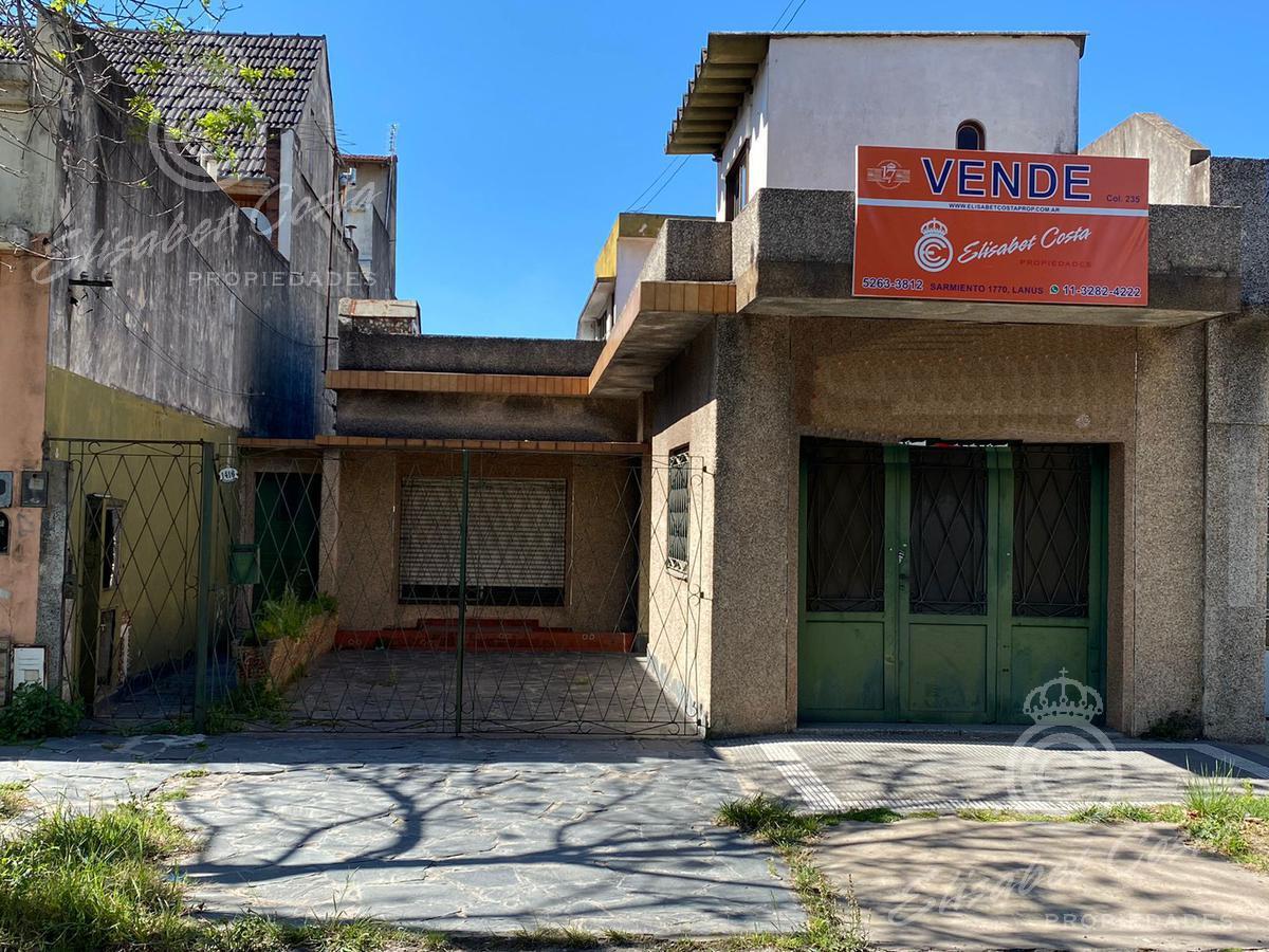 Foto Casa en Venta en  Lanús ,  G.B.A. Zona Sur  Oncativo al 1400