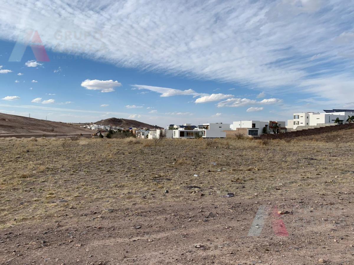 Foto Terreno en Venta en  Lomas de San Charbel,  Chihuahua  Prolongacion Fuente de Trevi