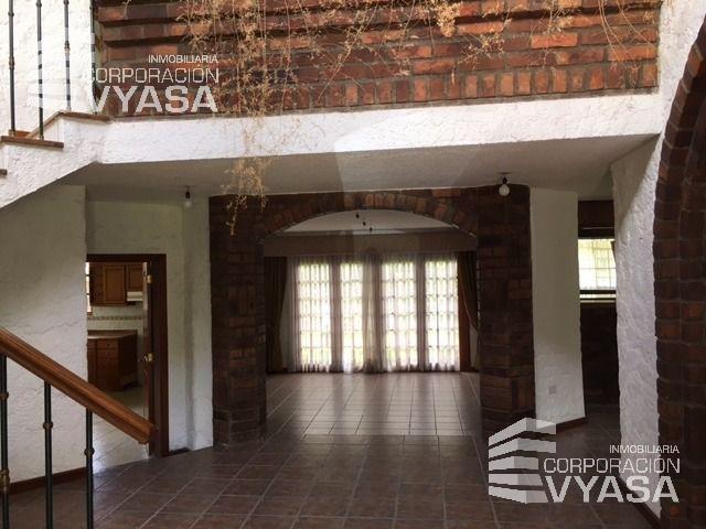 Foto Casa en Venta en  Tumbaco,  Quito  Tumbaco, Sector La Morita, Casa en Venta, 346,40 m²