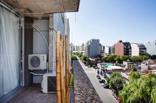Foto Departamento en Alquiler temporario en  Palermo ,  Capital Federal  Av. Niceto Vega al 5800, esquina Ravignani.