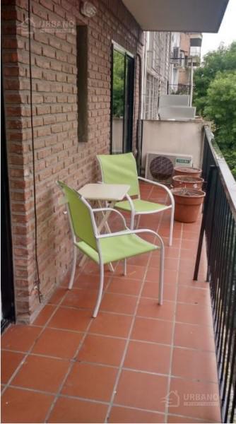 Foto Departamento en Alquiler temporario en  Las Cañitas,  Palermo  ARCE Y NEWBERY