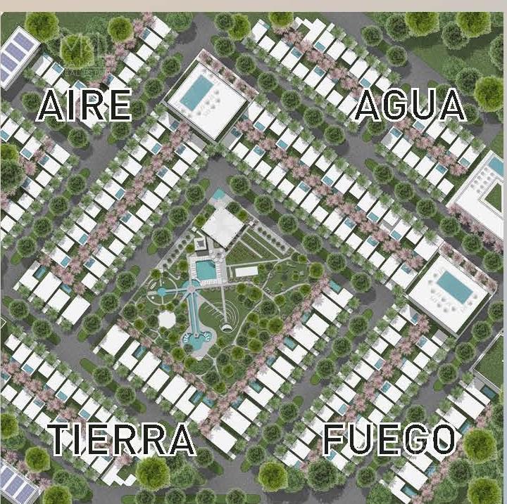 Foto Terreno en Venta en  Tulum,  Tulum  Terreno en venta Tulum, Bak Tulum 690 m2 Multidensidad. Quintana Roo