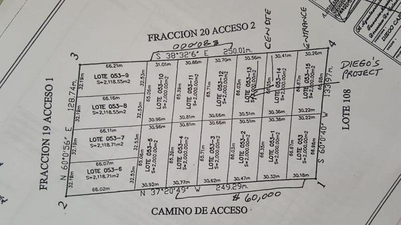 Foto Terreno en Venta en  Solidaridad,  Playa del Carmen  Predio Rustico Denominado SAN MARTÍN a la altura del km 258 de la carretera federal 307, Municipio de Solidaridad Quintana Roo