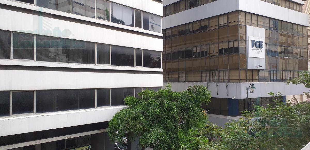 Foto Oficina en Alquiler en  Centro de Guayaquil,  Guayaquil  ALQUILO OFICINA EN ZONA BANCARIA CON EXCELENTE UBICACION
