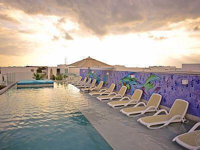 Foto Departamento en Venta en  Playa del Carmen ,  Quintana Roo  Suite 1 recamara Playa del Carmen P2940