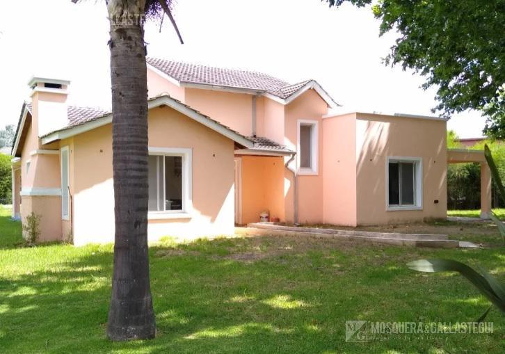 Foto Casa en Alquiler temporario en  San Andres,  Villanueva  San Andres